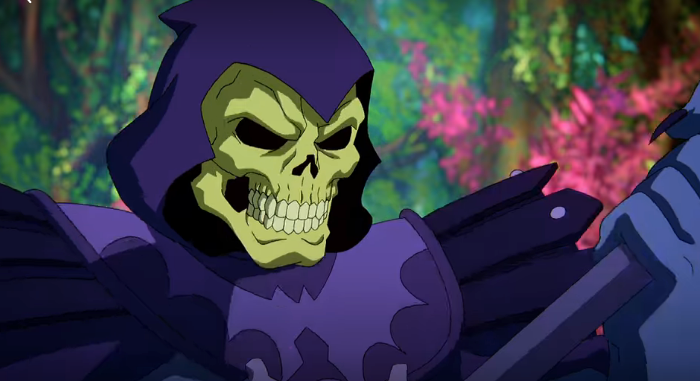 Skeletor (from Masters of the Universe: Revelation)